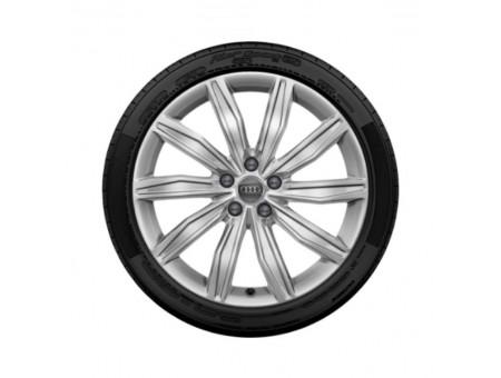 "Original Audi A6 4K C8 Avant Limo 19"" Winterradsatz 10-Speichen-Dynamik-Design"