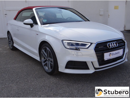 Audi A3 Cabriolet Ambition sport 40 TFSI quattro 140(190) kW(PS) S tronic