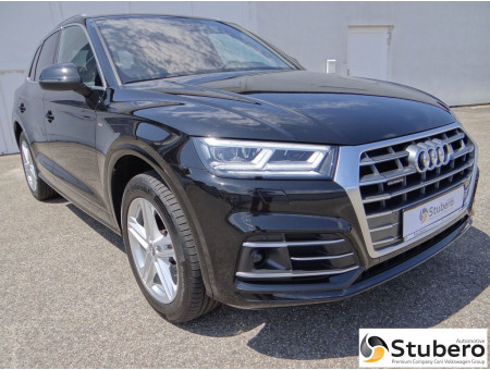 Audi Q5 S line 40 TDI quattro 140(190) kW(PS) S tronic