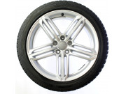 Original AUDI Q3 RSQ3 19 inch winter wheels 5 segment spokes design 8U0601025AC