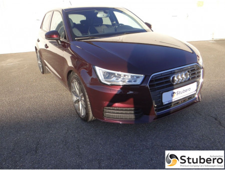 Audi A1 Sportback 1.4 TFSI 92(125) kW(PS) S tronic